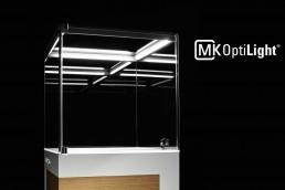 Vitrinenbeleuchtung MK OptiLight